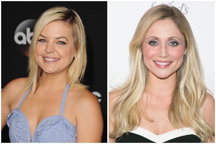 Kirsten Storms and Emme Rylan