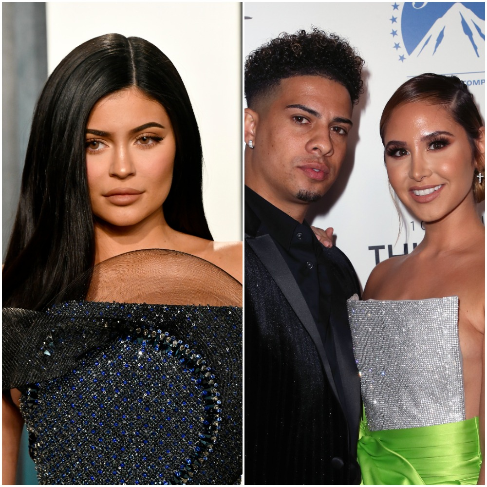 Kylie Jenner and Austin and Catherine McBroom