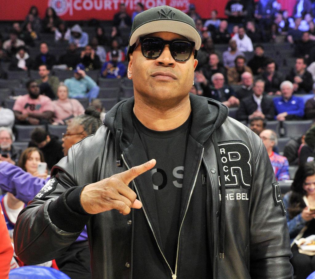 LL Cool J | Allen Berezovsky/Getty Images