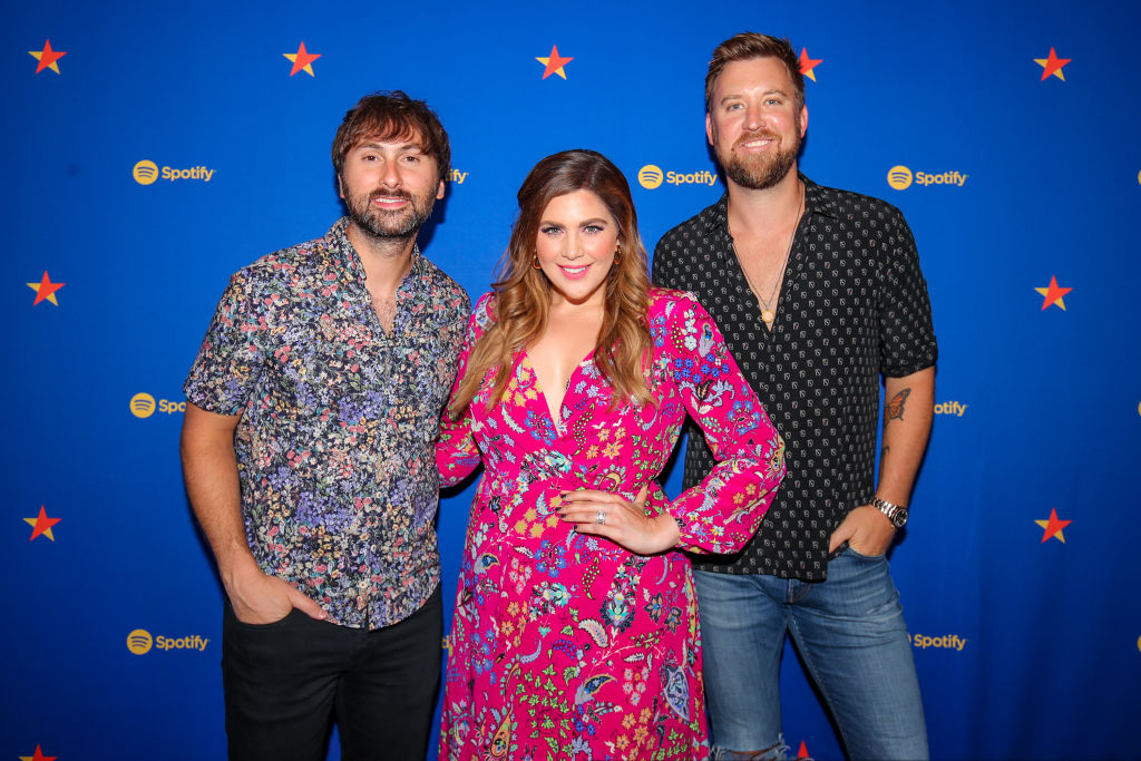 Country group Lady Antebellum drops 'Antebellum' from name