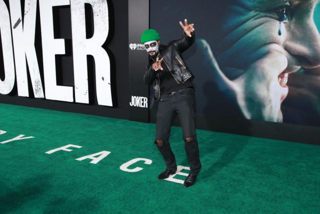 Lakeith Stanfield at the 'Joker' premiere