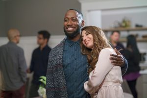 'New Girl' Stars Lamorne Morris and Nasim Pedrad Will Soon Be Reunited in an Upcoming Movie