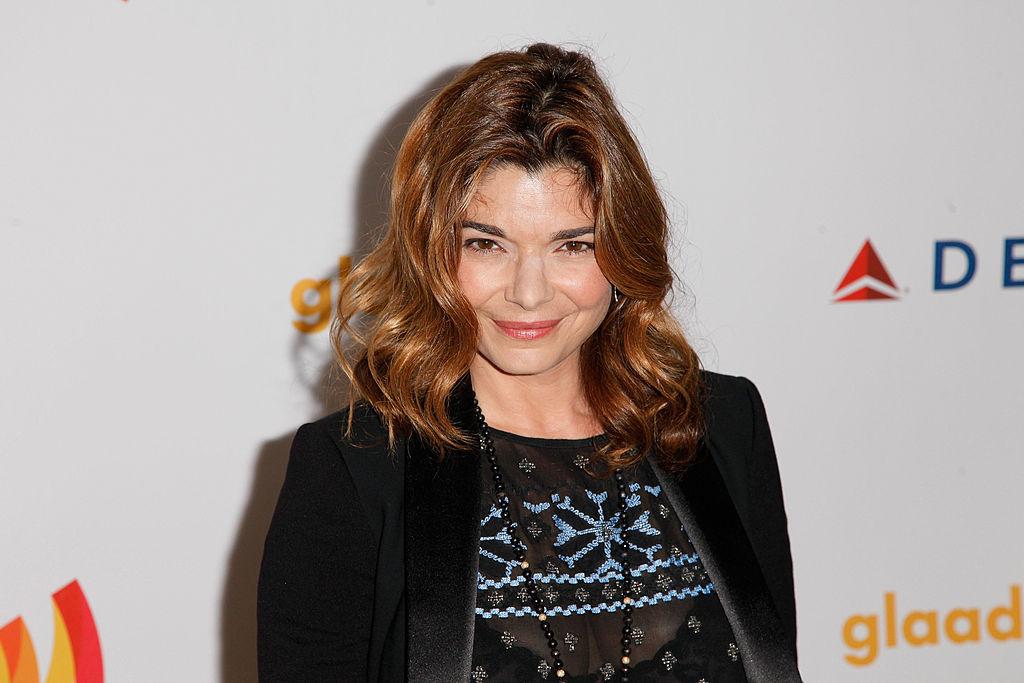 Laura San Giacomo   Imeh Akpanudosen/Getty Images