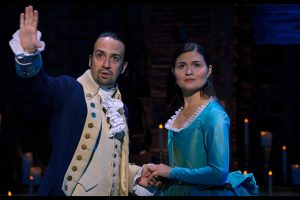 'Hamilton': What Does Eliza's Gasp at the End Mean?
