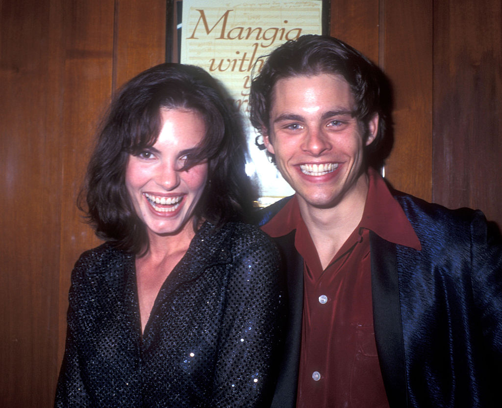 Lisa Linde and James Marsden | Barry King/WireImage