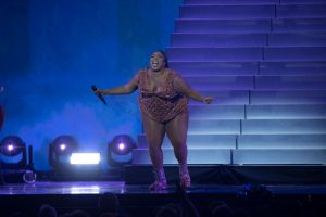 Lizzo Tells Body Shamers 'I'm Not Working Out To Have Your Ideal Body Type'