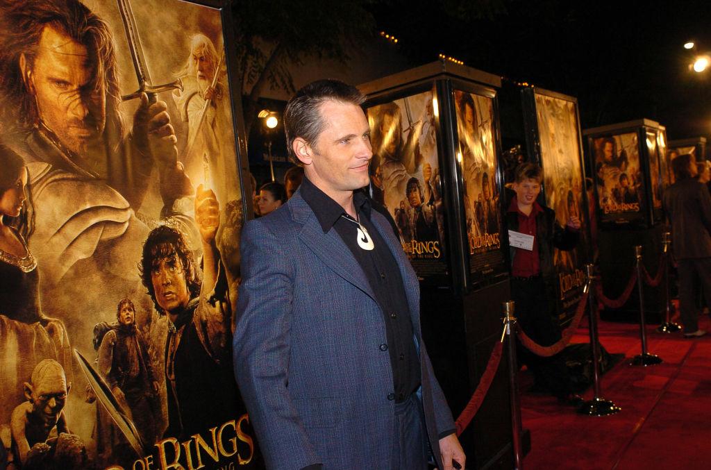 Lord of the Rings: Viggo Mortensen