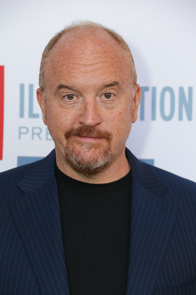 Louis C.K. attends Universal Pictures and Illumination Entertainment Present the Premiere of 'The Secret Life of Pets'