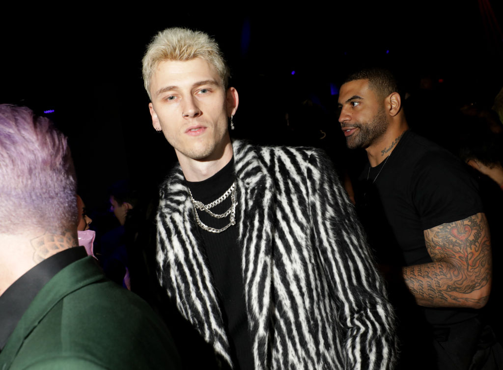 Machine Gun Kelly   Roger Kisby/Getty Images for Palms Casino Resort