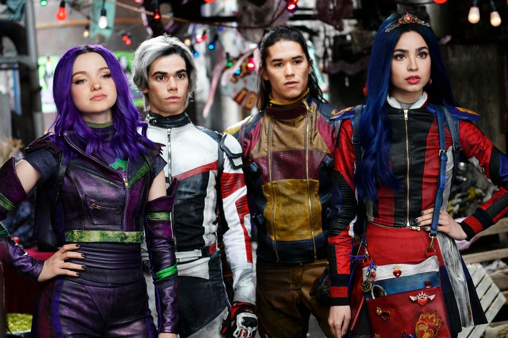 Disney Channel's 'Descendants 3'