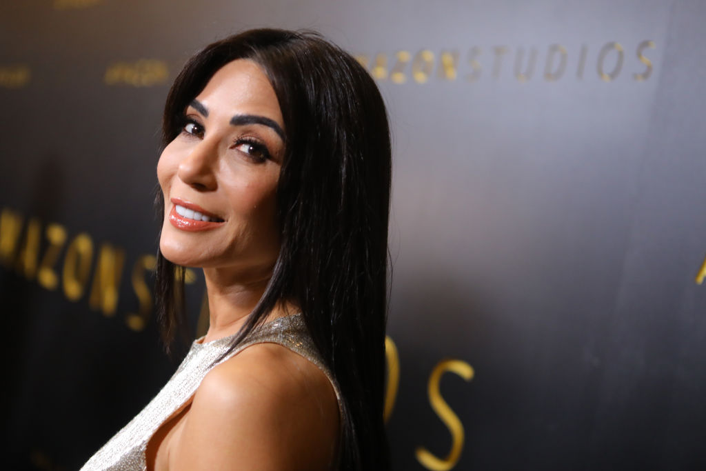 Marisol Nichols who plays Hermione Lodge on 'Riverdale' at Amazon Studios Golden Globes After Party - Red Carpet