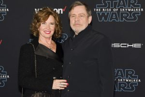 Mark Hamill and Marilou York Met at the Most Unexpected Location