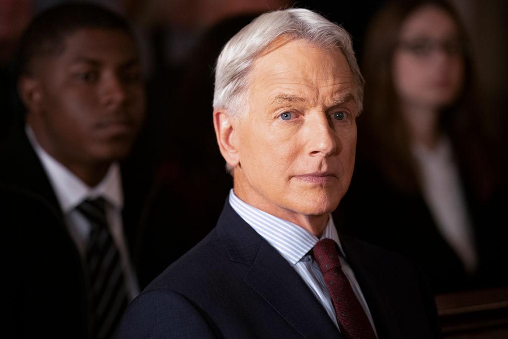 Mark Harmon's Agent Gibbs of NCIS