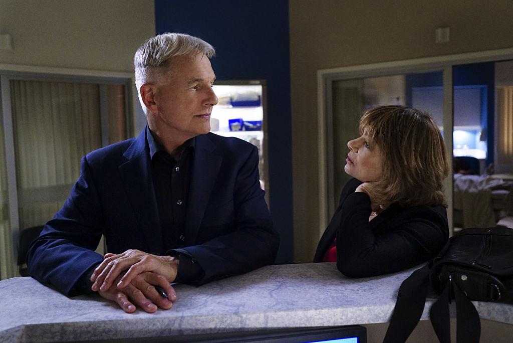 Mark Harmon and Laura San Giacomo | Sonja Flemming/CBS via Getty Images