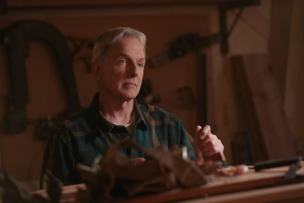 Mark Harmon as Leroy Jethro Gibbs | Sonja Flemming/CBS via Getty Images