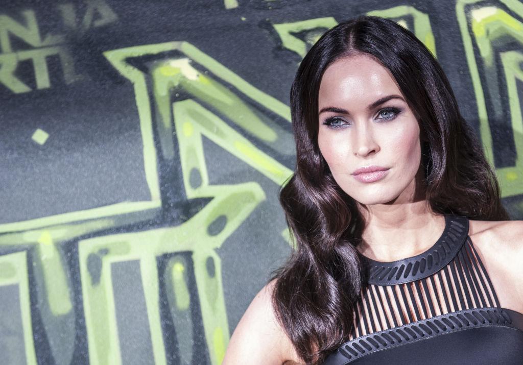 Megan Fox at the Teenage Mutant Ninja Turtles premiere | Paul Zinken/picture alliance via Getty Images