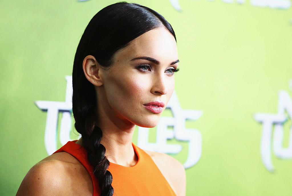 Megan Fox at a Teenage Mutant Ninja Turtles premiere   Don Arnold/Getty Images