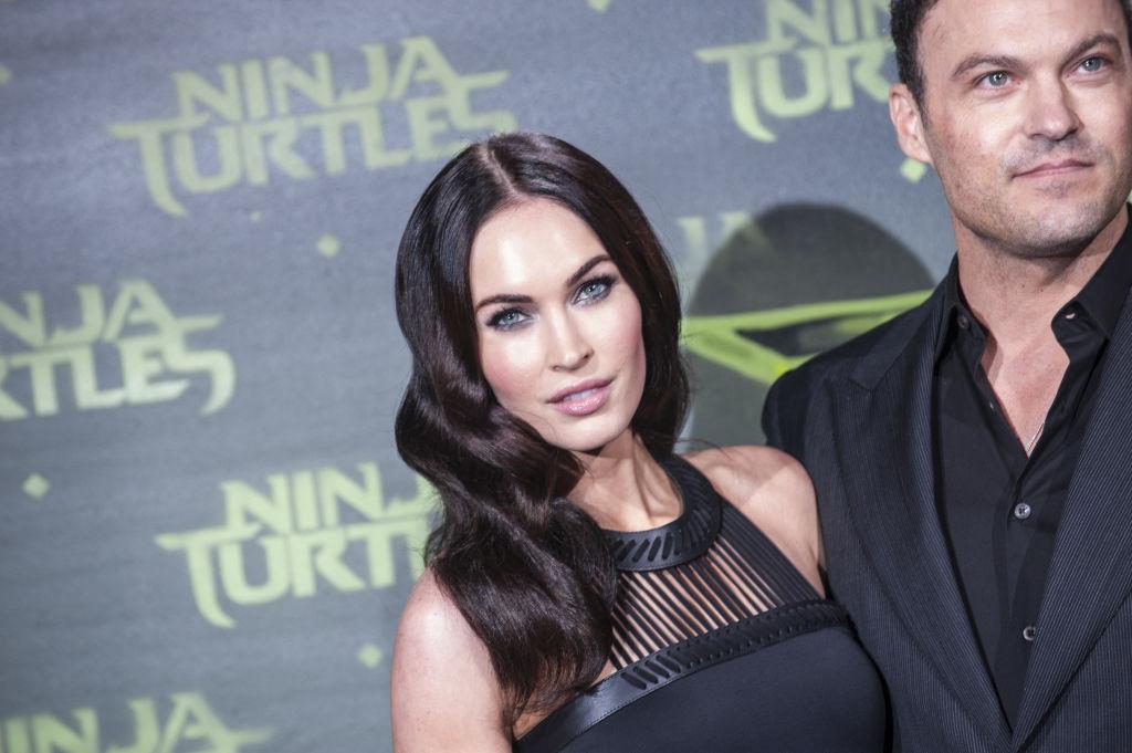 Megan Fox and Brian Austin Green   Paul Zinken/picture alliance via Getty Images
