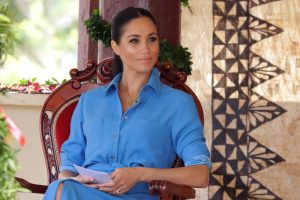 Meghan Markle is Considering a Career In Politics, Source Claims
