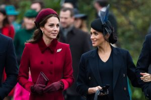 Will Meghan Markle Have to Curtsy to Kate Middleton When Prince William Becomes King?
