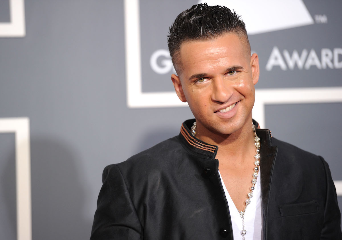 """The Time 'Jersey Shore' Star Mike """"The Situation"""" Sorrentino ..."""