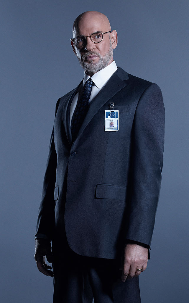 The X-Files character Walter Skinner