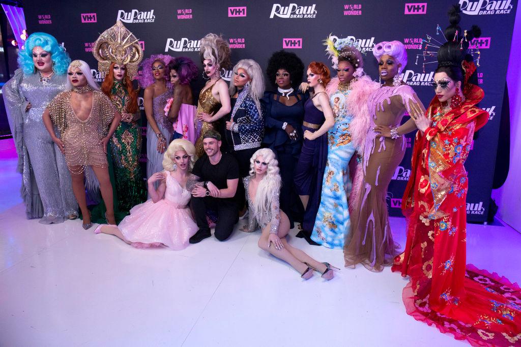 'RuPaul's Drag Race' cast of season 10