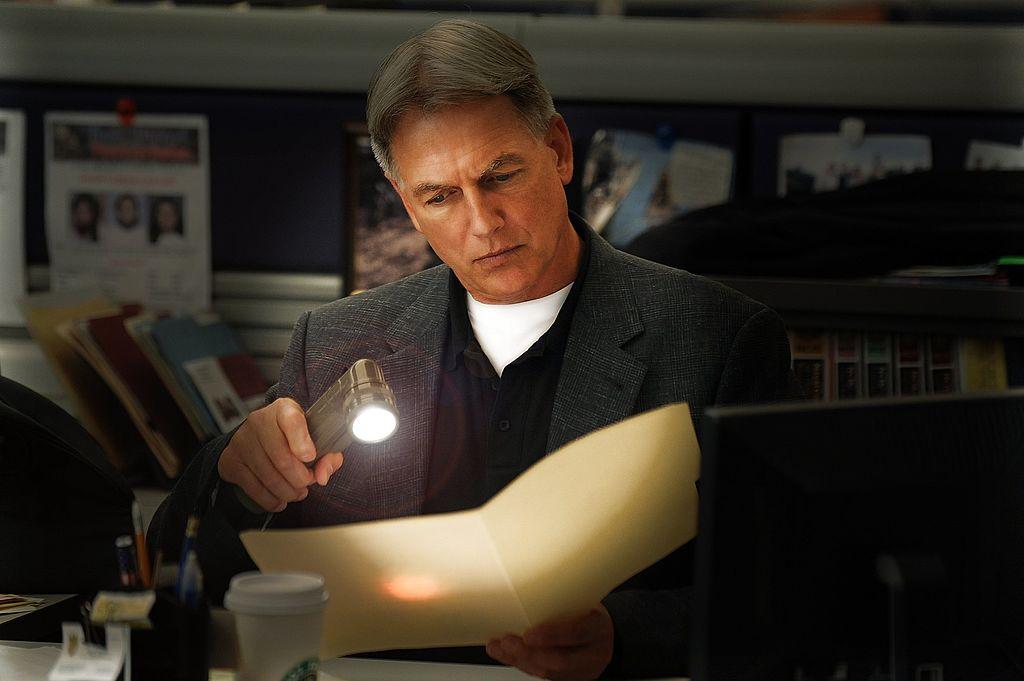 Agent Gibbs of NCIS Mark Harmon