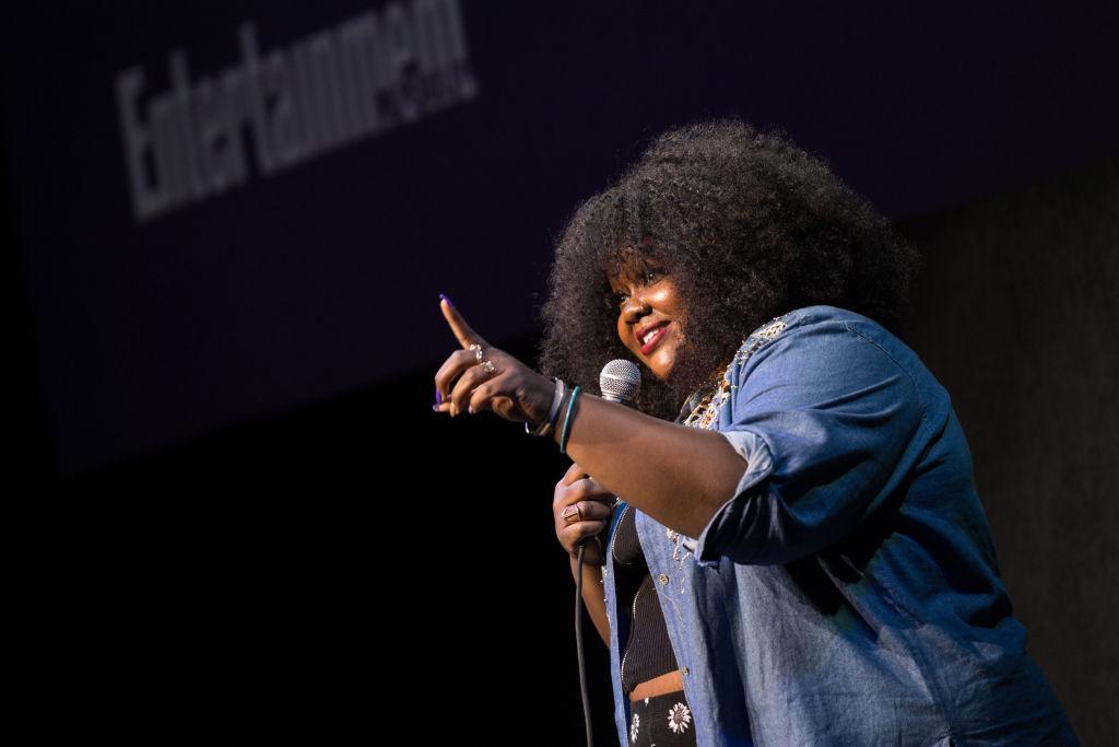 Comedian Nicole Byer
