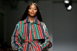 Naomi Campbell Didn't Land Her First Beauty Campaign Until Over 30 Years Into Her Career