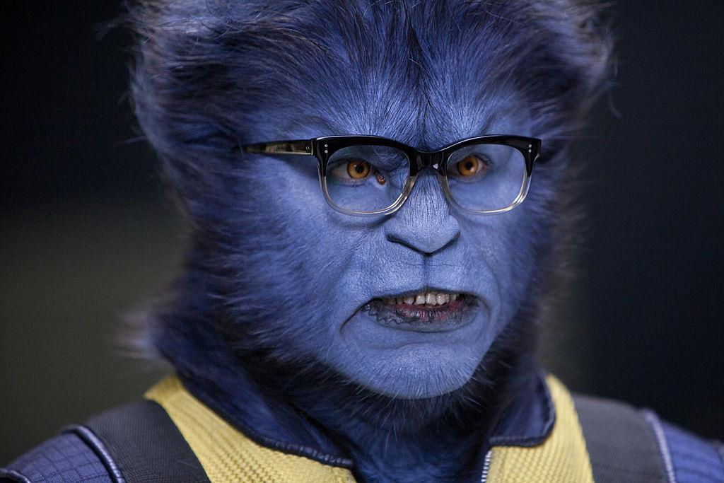 Nicholas Hoult Beast X-Men