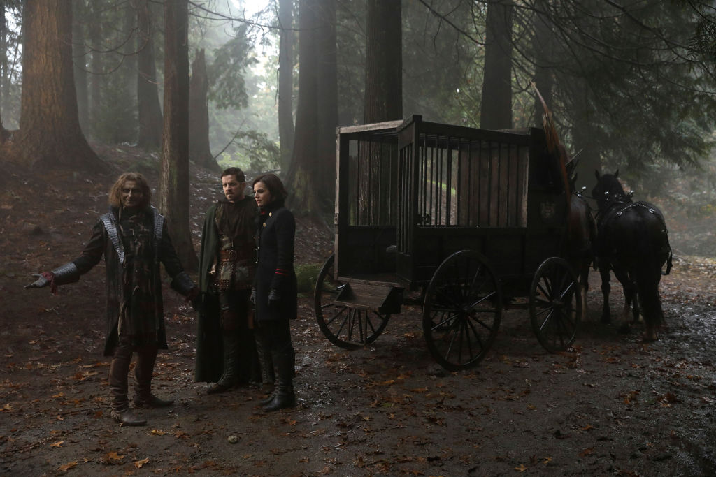 ABC's original series, 'Once Upon a Time'