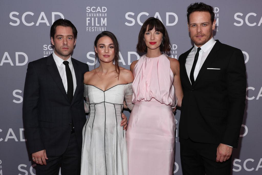 'Outlander' Cast