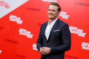 'Outlander' Star Sam Heughan Says He 'Obviously' Wants to Be the Next James Bond