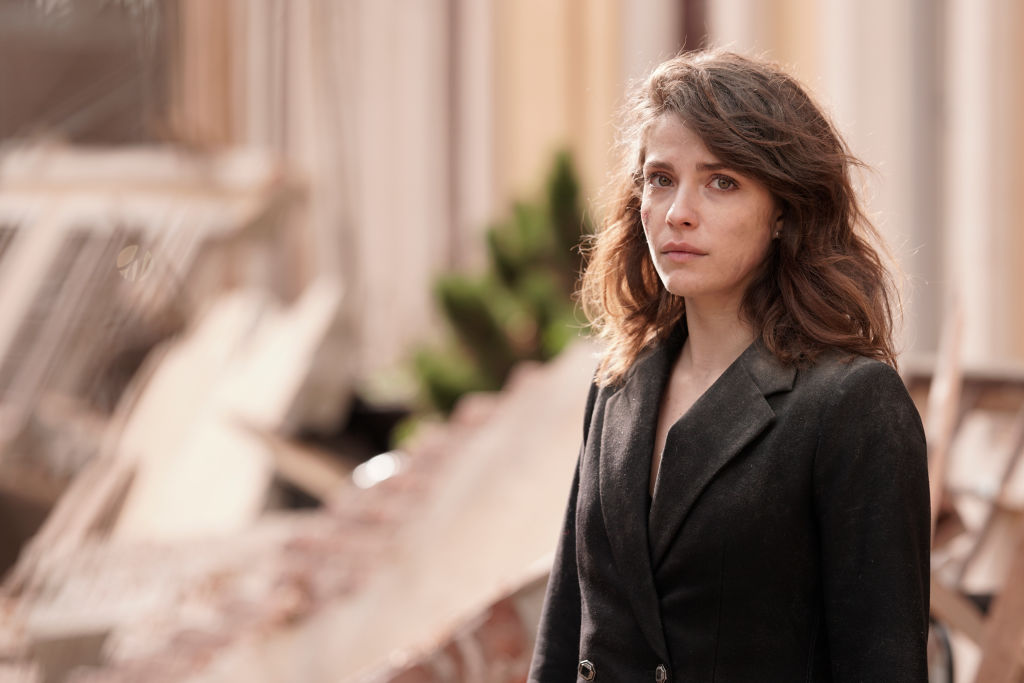 Paige Spara as Lea on The Good Doctor | Darko Sikman/ABC via Getty Images