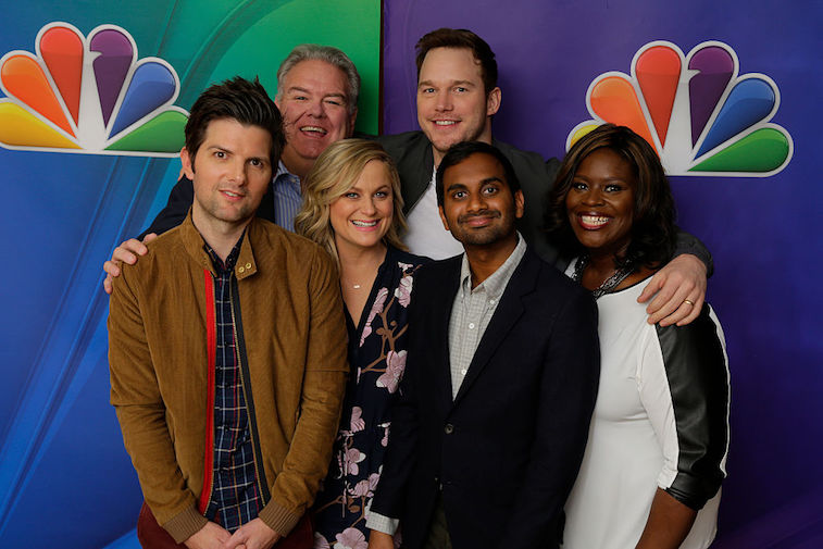 The 'Parks and Rec' cast