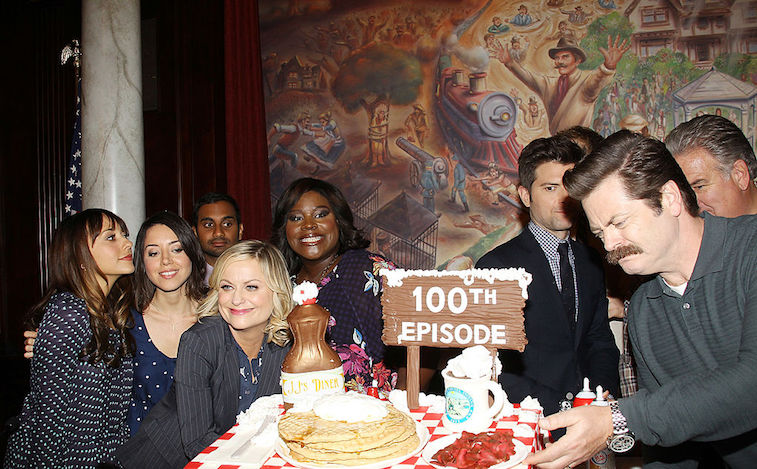 The 'Parks and Rec.' cast