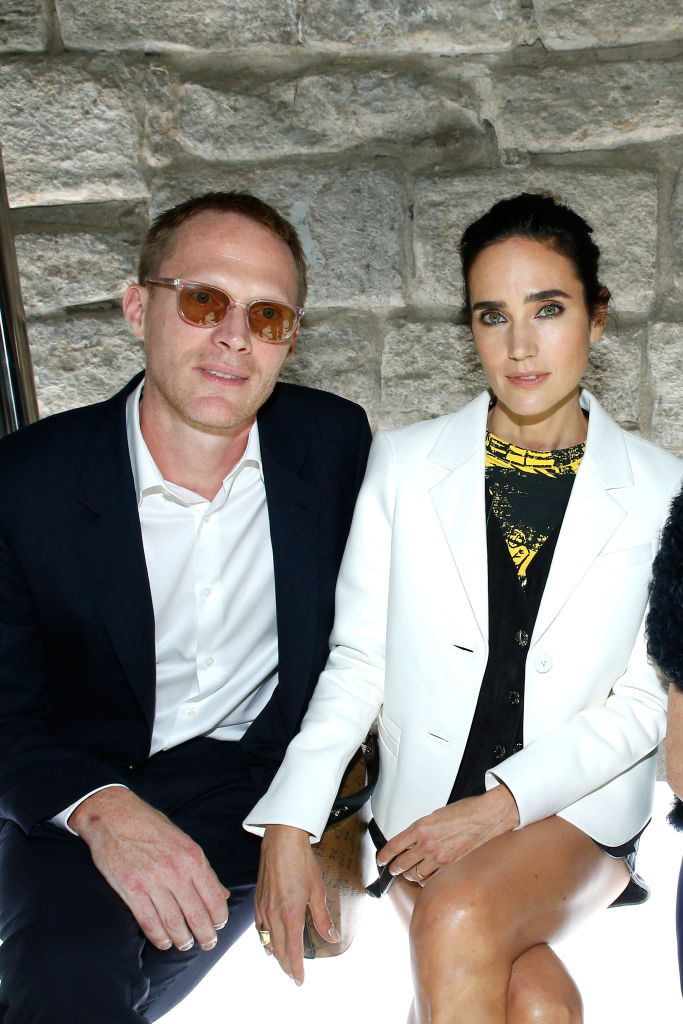 MCU star Paul Bettany and Jennifer Connelly
