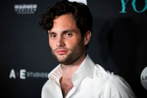 Penn Badgley Called Chris D'Elia's Alleged Behavior 'Disturbing'