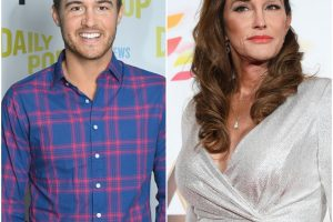 'The Bachelor's Peter Weber Hits the Golf Course With Caitlyn Jenner, but She's Not the Only Karjenner He's Hung Out With