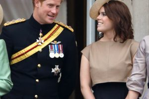 Prince Harry and Princess Eugenie Have Always Been Close and These Photos Prove It