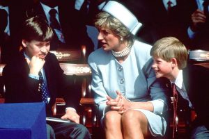 Prince William Once Told Princess Diana He 'Hated' the Idea of Being King, So Prince Harry Said He Would Do It