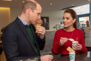 From Kate Middleton to Princess Eugenie, These Royals Love Ice Cream
