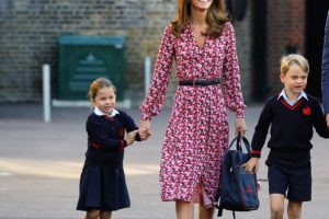 Mystery Solved After Kate Middleton Confuses Royal Fans With Comment About Prince George and Princess Charlotte