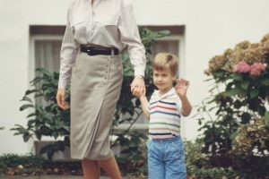 The Heartbreaking Thing Prince William Told Princess Diana Before His First Day of School