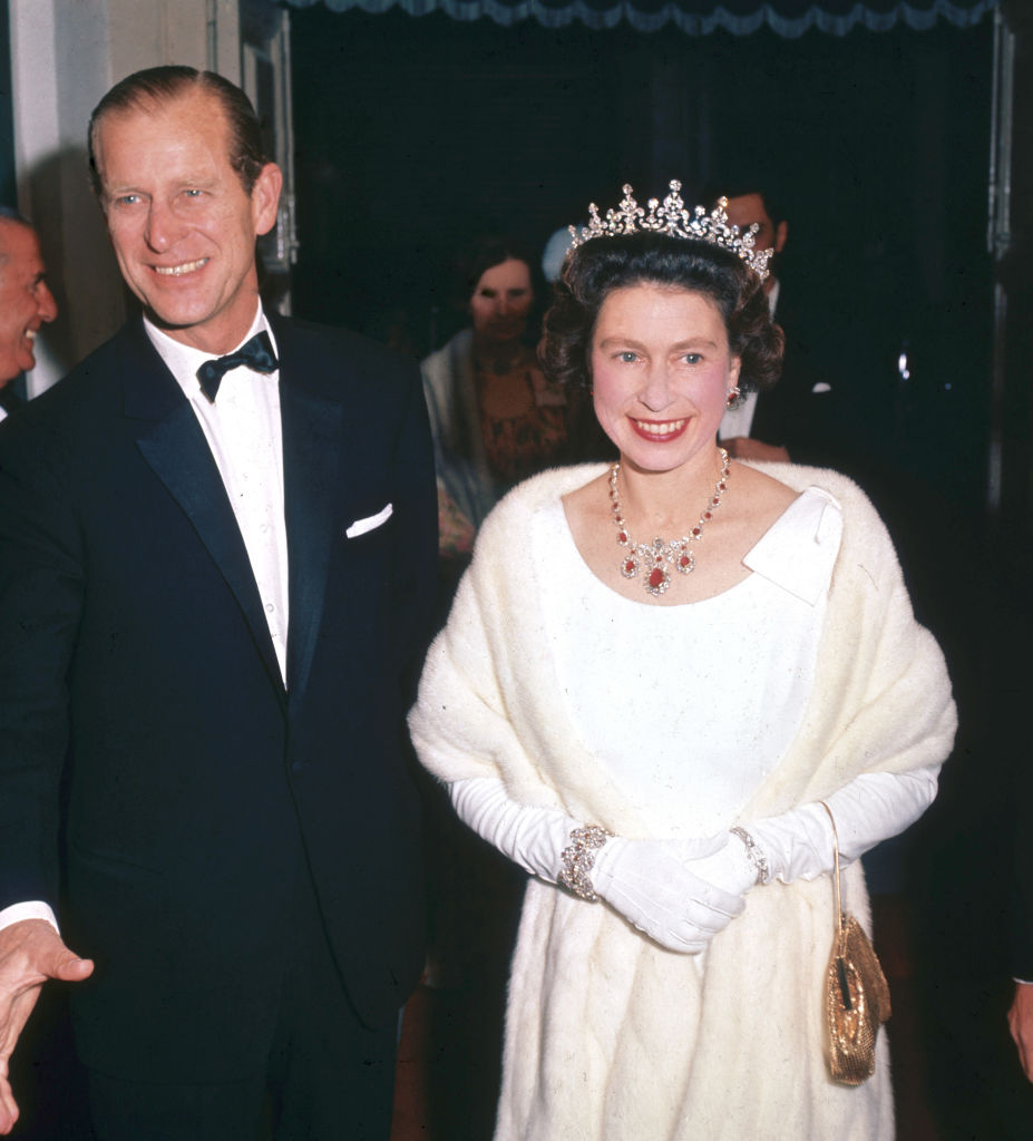 Why Queen Elizabeth II and Prince Philip Were Pelted With