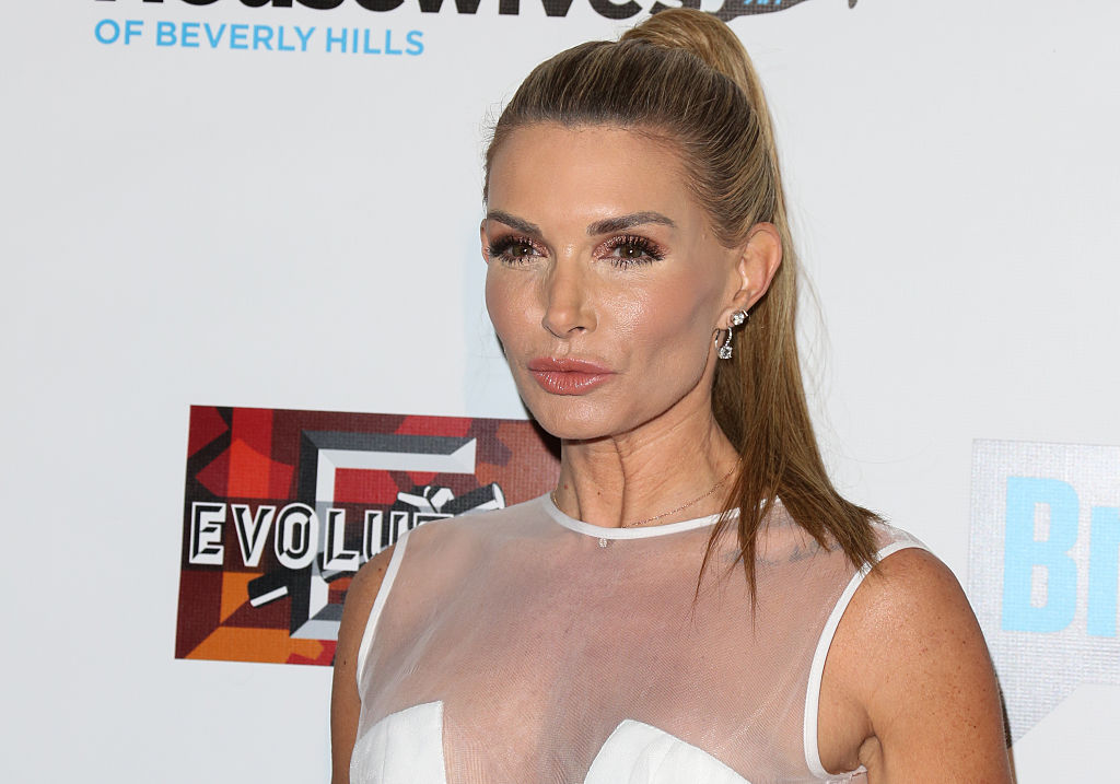 "Eden Sassoon attends the premiere party for Bravo Networks' ""Real Housewives Of Beverly Hills"" Season 7"
