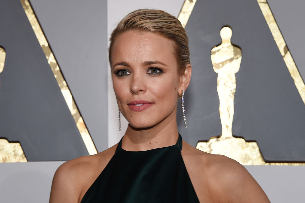 Rachel McAdams at the 2016 Annual Academy Awards | Ethan Miller/Getty Images