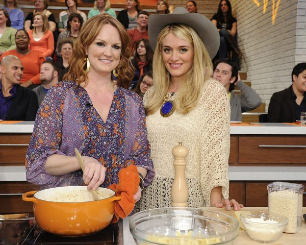 'The Pioneer Woman' Ree Drummond's Favorite Chicken Salad Recipe