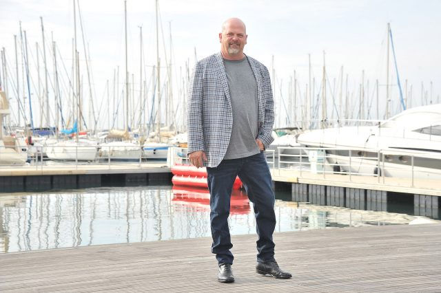 'Pawn Stars': Rick Harrison Spends Almost Half the Year Living Off-Grid